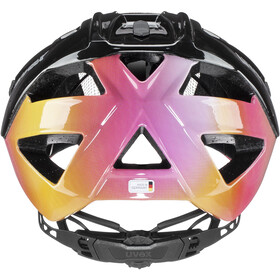UVEX Quatro Helmet, zwart